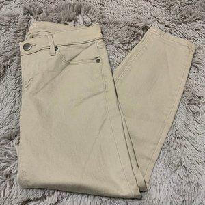 2p modern skinny ankle pants